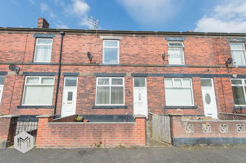 2 Bedrooms Terraced House for sale in Mitchell Street, BURY, BL8