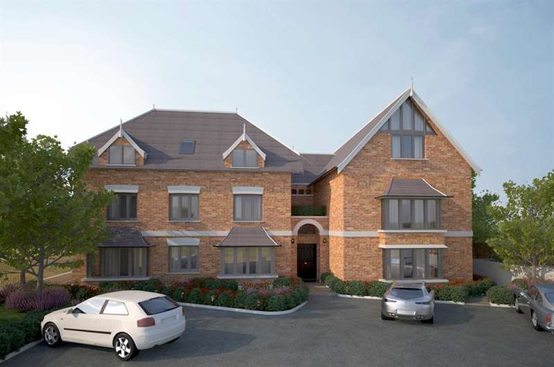 3 Bedrooms Apartment Flat for sale in Foxley Lane, Purley, Surrey