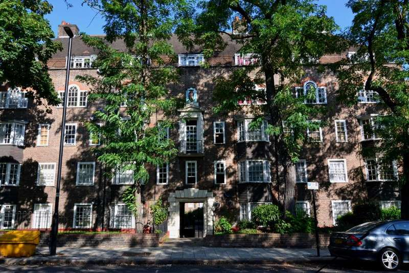 2 Bedrooms Flat for sale in Larkhall Rise, Wilson House, SW8