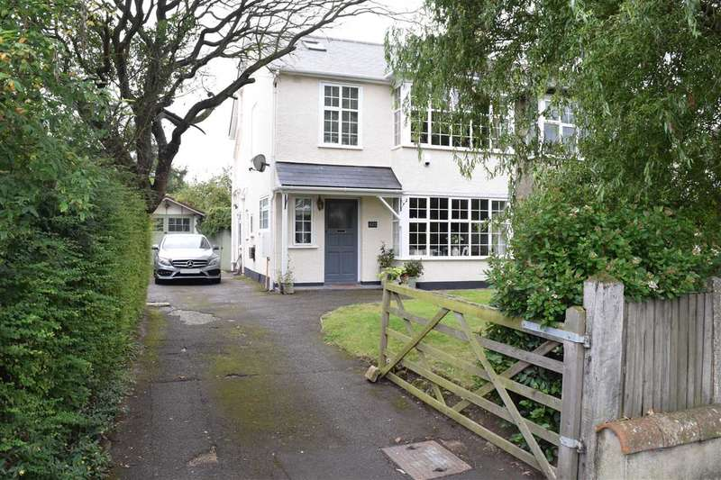 4 Bedrooms Semi Detached House for sale in Baddow Road, Chelmsford