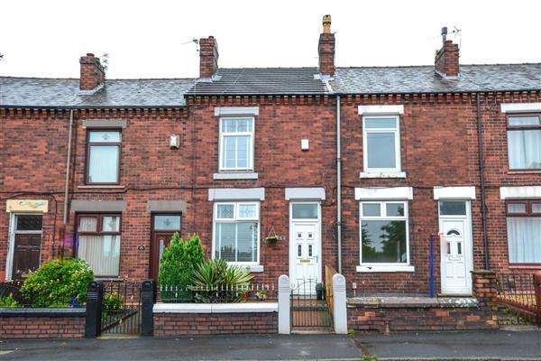 3 Bedrooms Terraced House for sale in Warrington Road, Abram, Wigan