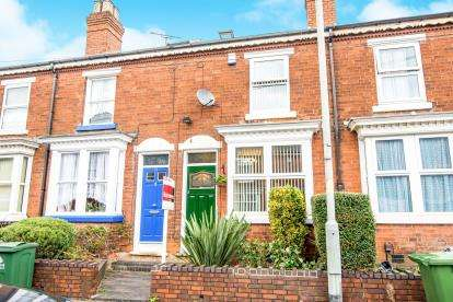 2 Bedrooms Terraced House for sale in Dorothy Street, Walsall, West Midlands, United Kingdom