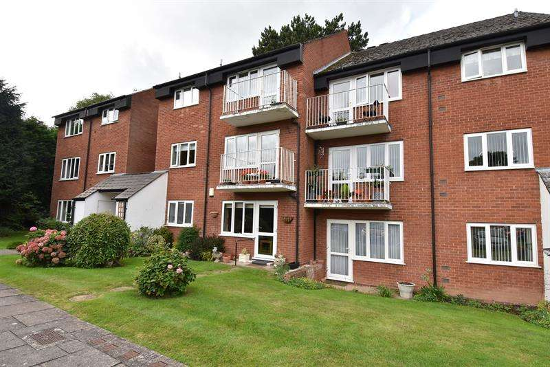 2 Bedrooms Apartment Flat for sale in Corbett Avenue, Droitwich