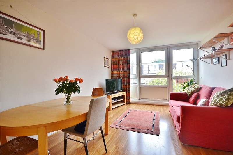 2 Bedrooms Apartment Flat for sale in Kiln Place, Kentish Town, London, NW5