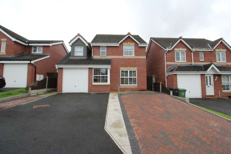 4 Bedrooms Detached House for sale in Dalesman Drive, Carlisle, CA1