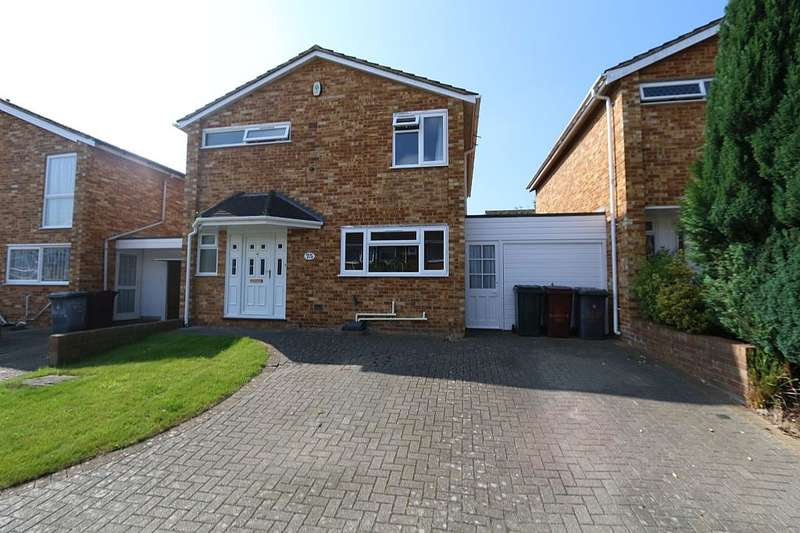 3 Bedrooms Link Detached House for sale in Galsworthy Drive, Caversham, Reading, Berkshire