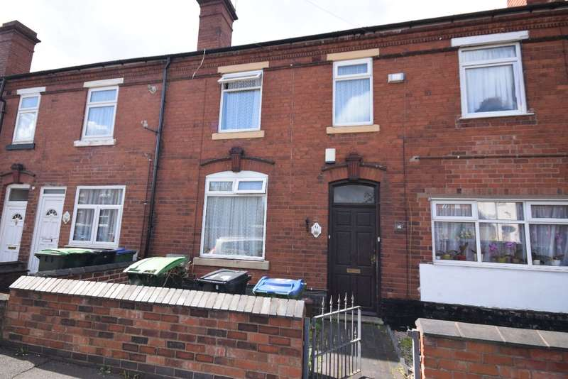 3 Bedrooms Terraced House for sale in Caroline Street, West Bromwich