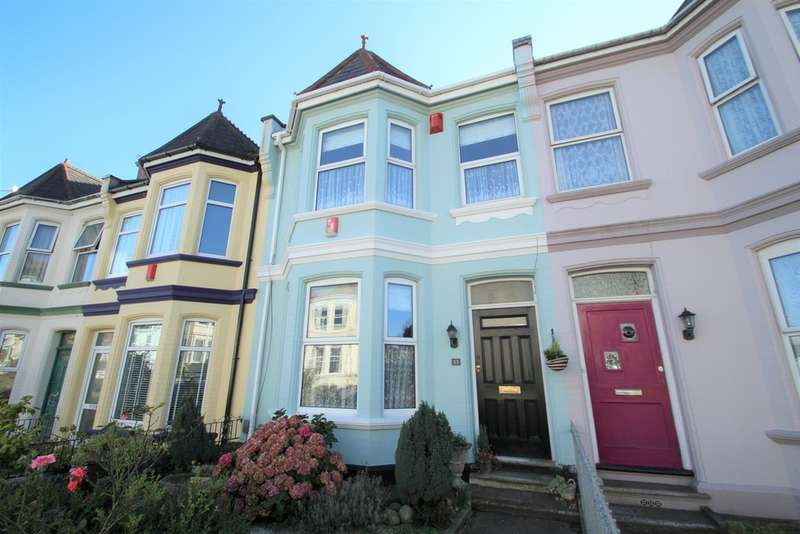 5 Bedrooms Terraced House for sale in Pennycomequick, Plymouth