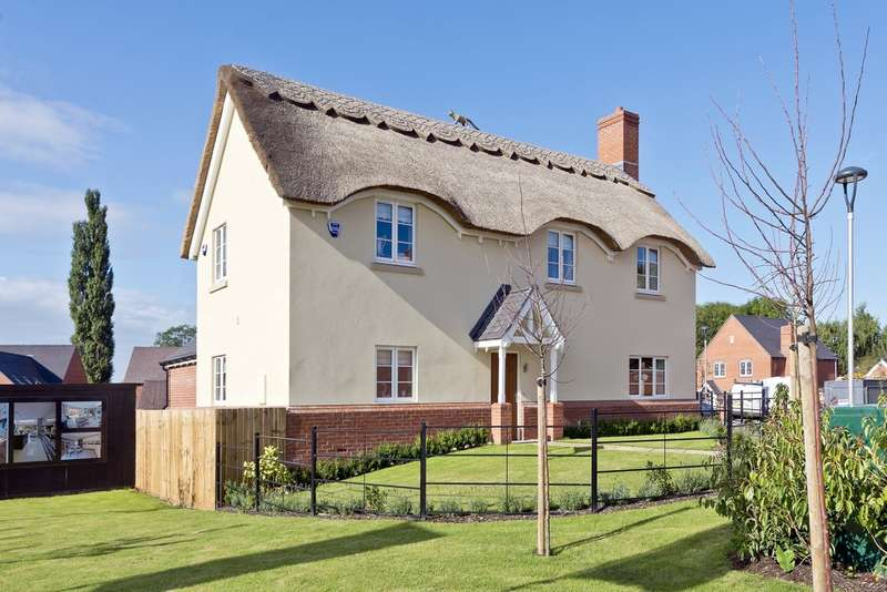 3 Bedrooms Detached House for sale in Plot 1 Pathways, Gaydon