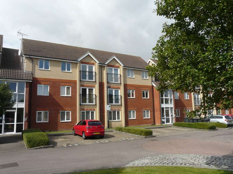 2 Bedrooms Flat for sale in Braeburn Walk, Royston, Royston, SG8