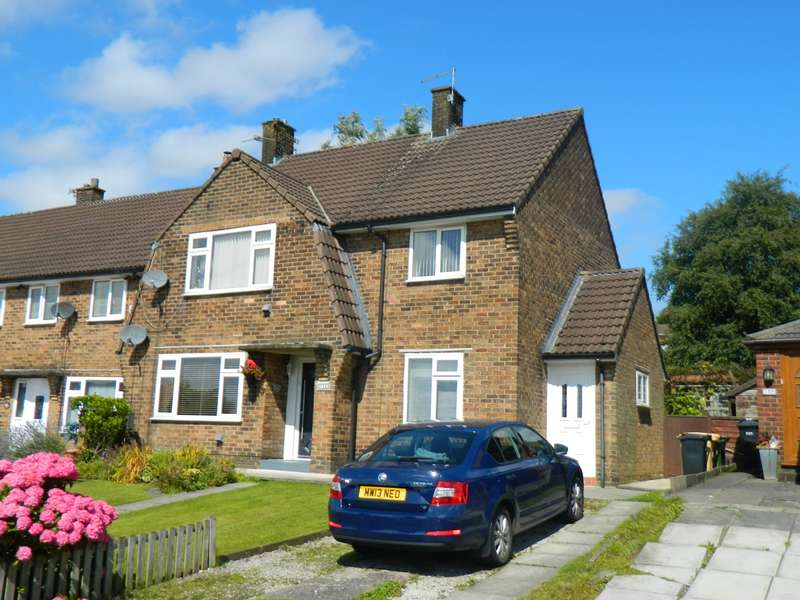 2 Bedrooms Flat for sale in Lords Stile Lane, Bromley Cross, Bolton, BL7