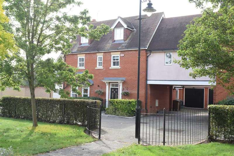 4 Bedrooms Link Detached House for sale in Windley Tye, Chelmsford