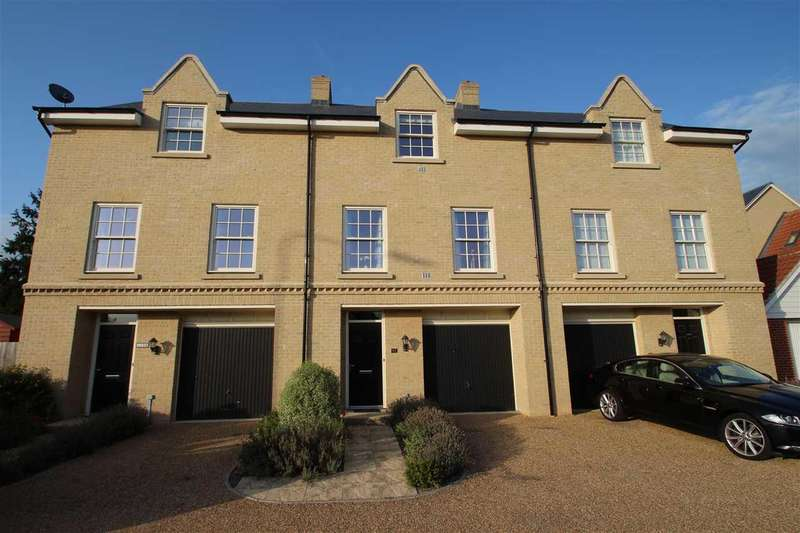 3 Bedrooms Town House for sale in Colchester Road, Ipswich