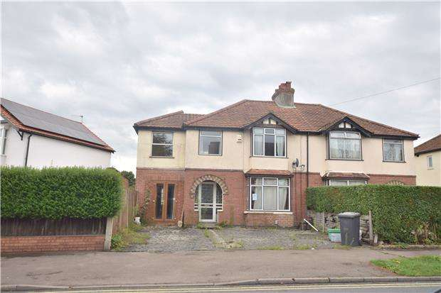 4 Bedrooms Semi Detached House for sale in Tuffley Avenue, GLOUCESTER, GL1 5NA