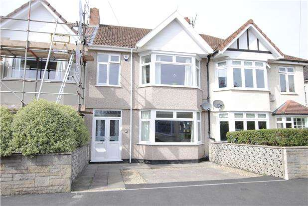 3 Bedrooms Terraced House for sale in Irby Road, Ashton, Bristol, BS3 2LZ