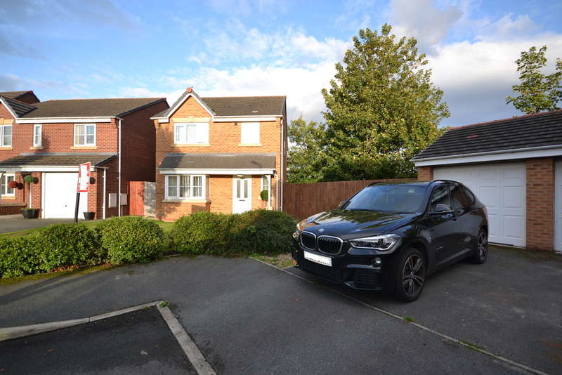 3 Bedrooms Detached House for sale in Papillon Drive, Fazakerly, Liverpool, L9