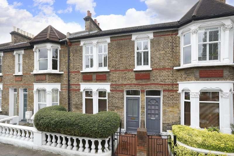2 Bedrooms Flat for sale in Merritt Road, Brockley, London