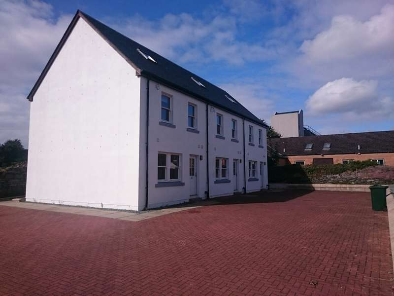 3 Bedrooms End Of Terrace House for sale in 30 Poltalloch Street, Lochgilphead, PA31 8LP