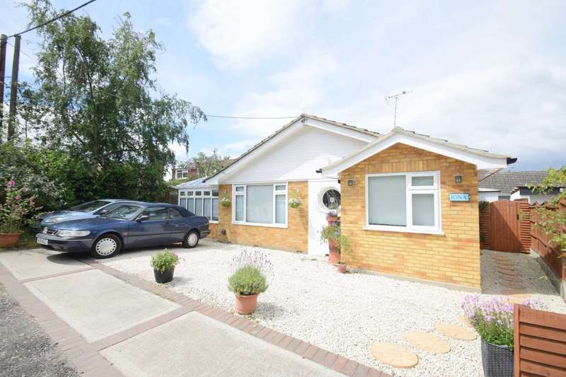 3 Bedrooms Bungalow for sale in Bull Lane, Hockley, Essex, SS5
