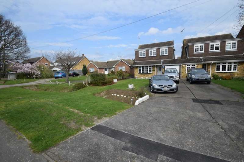 4 Bedrooms Link Detached House for sale in Grange Road, Billericay, Essex, CM11