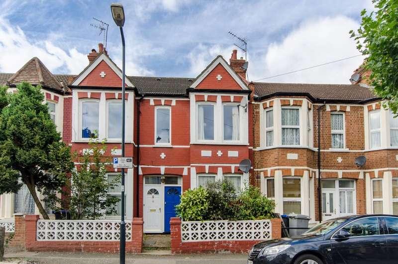 2 Bedrooms Maisonette Flat for sale in Sandringham Road, Willesden Green, NW2