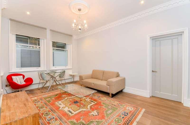 1 Bedroom Flat for sale in Bramham Gardens, South Kensington, SW5
