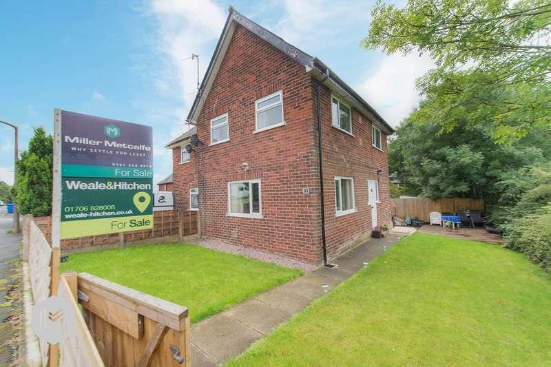 3 Bedrooms Property for sale in Poplar Grove, Ramsbottom, Bury, BL0