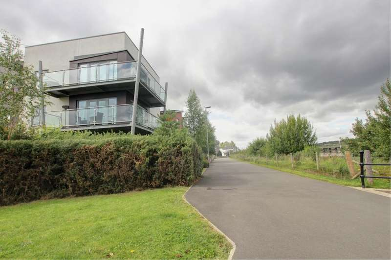 2 Bedrooms Flat for sale in Winters Pass, Gateshead, NE8