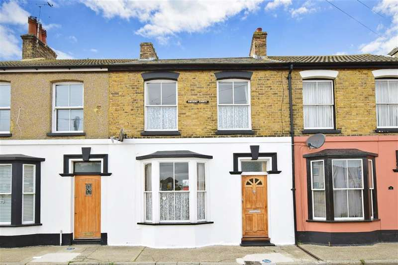 2 Bedrooms Terraced House for sale in Market Street, Herne Bay, Kent
