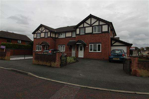 3 Bedrooms Town House for sale in Houlston Road, Kirkby