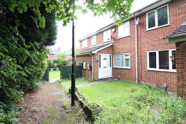 2 Bedrooms Terraced House for sale in Mill Close, Aldermans Green, Coventry