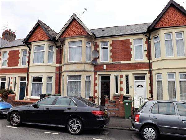 4 Bedrooms Terraced House for sale in Clodien Avenue, Cardiff