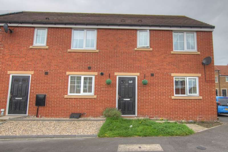 3 Bedrooms Semi Detached House for sale in Church Square, Brandon, Durham, DH7