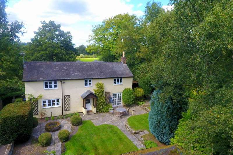 4 Bedrooms Cottage House for sale in Blashford, Ringwood, BH24 3PE