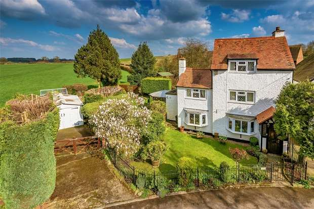 3 Bedrooms Detached House for sale in Ryton Road, Beckbury, SHIFNAL, Shropshire