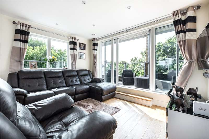 2 Bedrooms Flat for sale in New Claremont Apartments, 53 Setchell Road, London, SE1