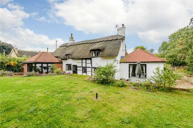 5 Bedrooms Cottage House for sale in Nyton Road, Westergate, Chichester, West Sussex