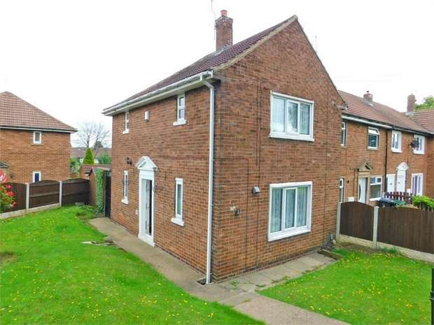 2 Bedrooms End Of Terrace House for sale in Thomas Street, Swinton, Mexborough, South Yorkshire