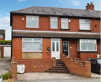 3 Bedrooms Semi Detached House for sale in Woodhouse Lane, Wigan, WN6 7NN
