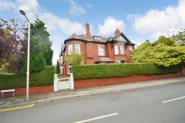 6 Bedrooms Detached House for sale in Heath Road, Davenport, Stockport, Cheshire