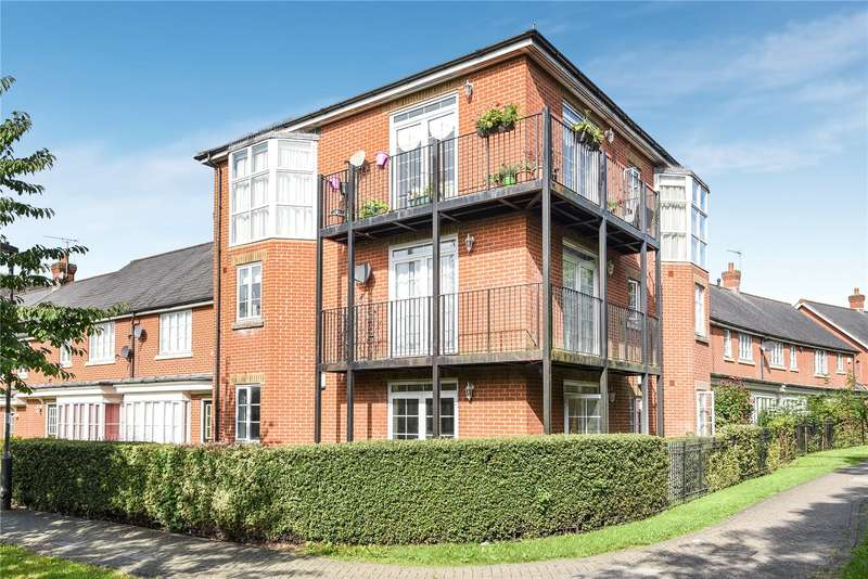 2 Bedrooms Apartment Flat for sale in Hodgkins Mews, Stanmore, Middlesex, HA7