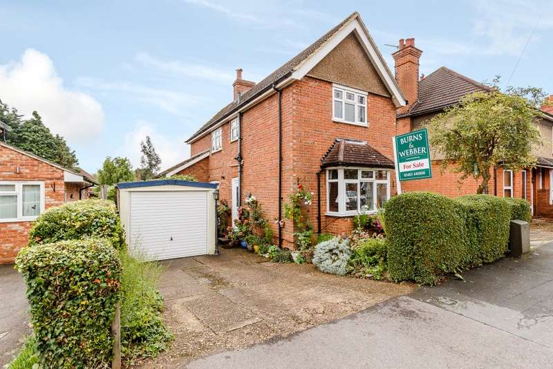 3 Bedrooms Detached House for sale in Worplesdon