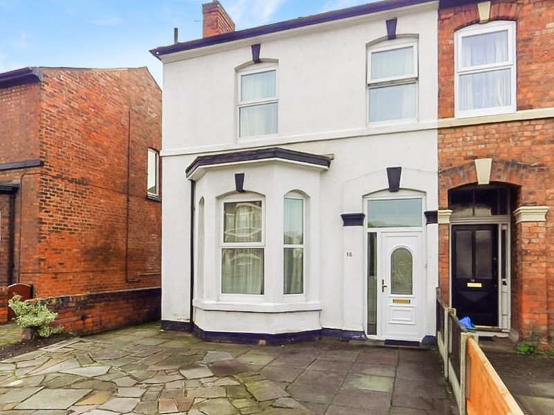 3 Bedrooms Semi Detached House for sale in Forest Road, Southport