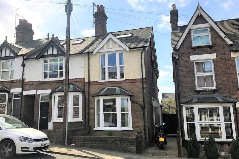 5 Bedrooms End Of Terrace House for sale in Eskdale Avenue, Chesham, Buckinghamshire, HP5 3AX