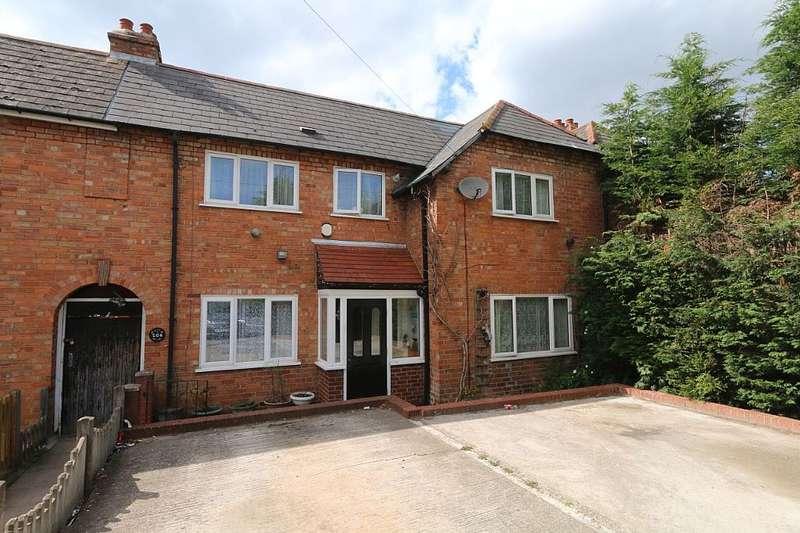 3 Bedrooms Terraced House for sale in School Road, Yardley Wood, Birmingham, West Midlands, B14 4HA