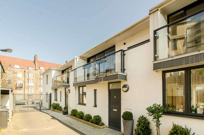 4 Bedrooms House for sale in Wallis's Cottages, Brixton Hill, SW2