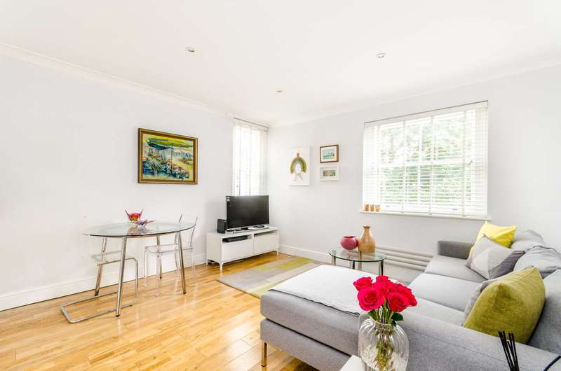 2 Bedrooms Flat for sale in Belvedere Road, Crystal Palace, SE19