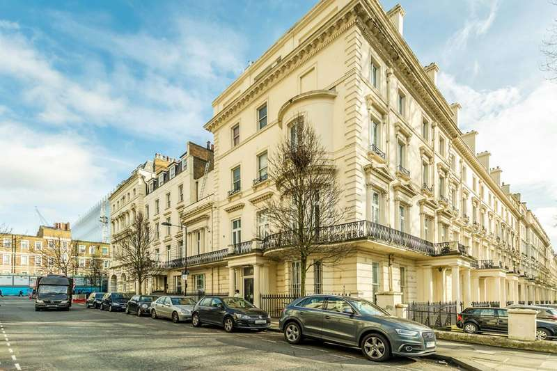 3 Bedrooms Flat for sale in Westbourne Terrace, Lancaster Gate, W2