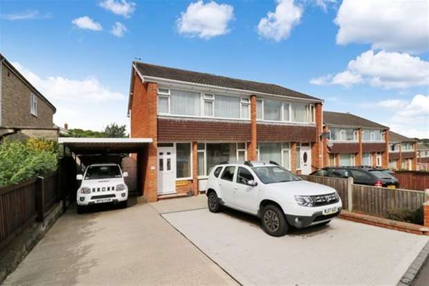 3 Bedrooms Semi Detached House for sale in Downside, Street