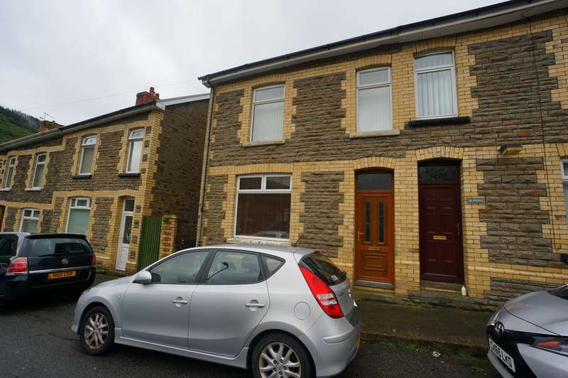 3 Bedrooms End Of Terrace House for sale in Edward Street, Cwmcarn, Newport, NP11